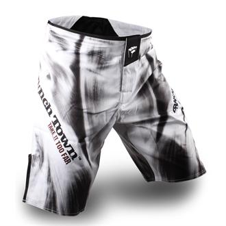 PunchTown PunchTown Frakas Fury in the Flesh MMA Shorts